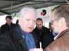 foire de Bordeaux 2013 : visite du président du conseil Général de la Gironde Philippe Madrelle