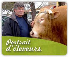 Portrait d'éleveurs