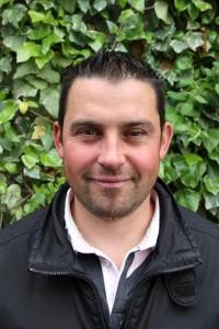 Jérôme MARTIN co-adjoint de la boucherie du Sud Gironde à Toulenne