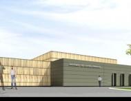 Projet abattoirs de Bègles - Maquette 3D