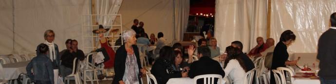 """Foire de la Réole à Langon """"A table avec les Eleveurs Girondins"""""""