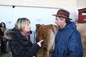 Francis est sélectionné pour le concours du salon de l'agriculture à Paris