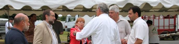 Journée de l'élevage à Parempuyre - juin 2013