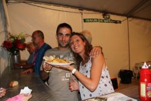 Foire aux vins et aux fromages de Langon 2013