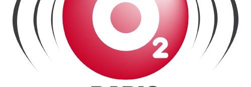 Logo O2 radio sur 91.3 FM
