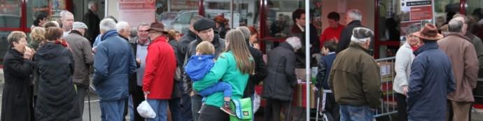 Les boeufs gras à Toulenne - samedi 1er mars 2014