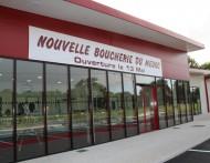 Ouverture Boucherie Médoc