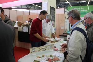 Journée agneau de Pauillac à la foire de Bordeaux 2014