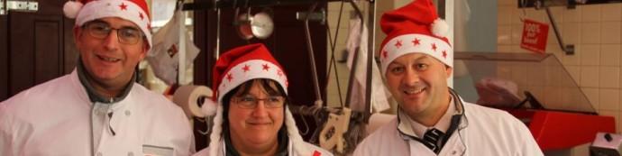 Noel à Daignac 8 décembre 2014