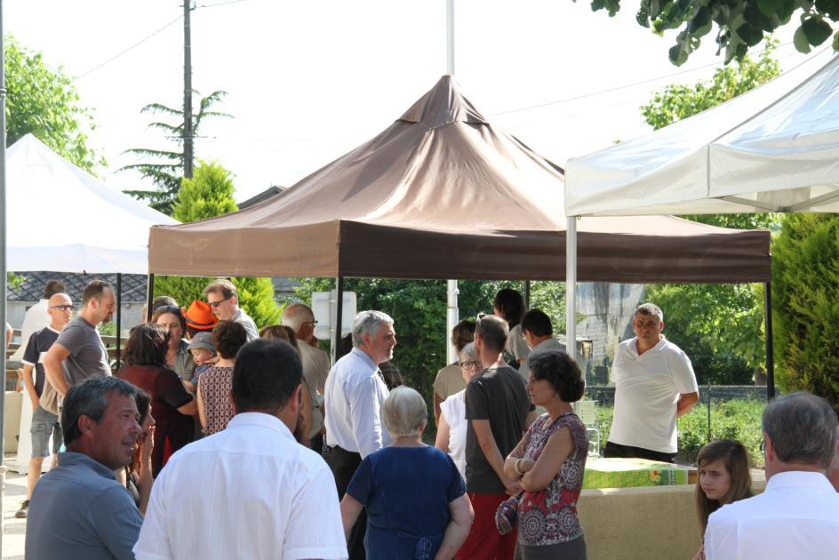un nouveau drive-fermier à Daignac - inauguration le 5 juin 2015