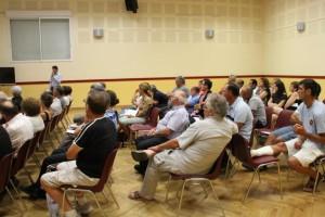 Assemblée générale du GEG - juillet 2015