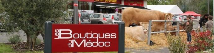 Les boutiques du Médoc en fête