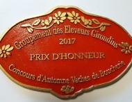 Concours boucherie 2017
