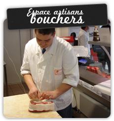 Espace artisans-bouchers